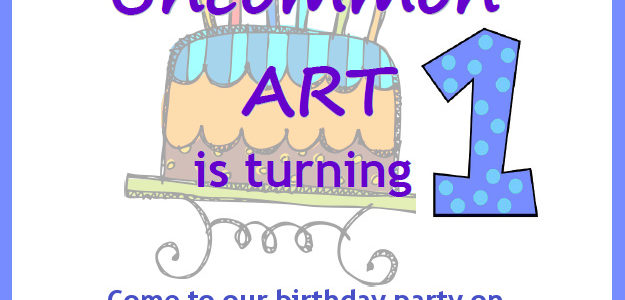 Uncommon Art is turning ONE!