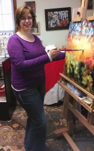 Karen Koch, Life Needs Art