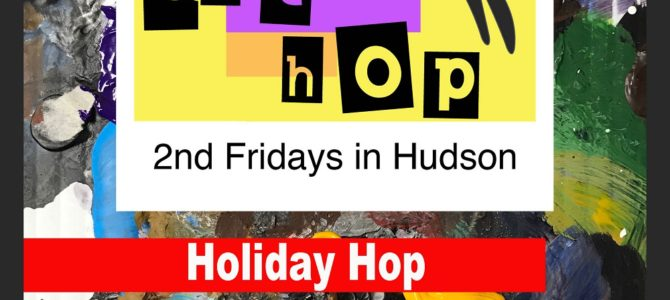 Holiday Hop on December 8th
