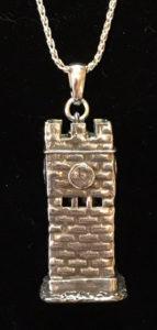 Hudson Clocktower by Bellabor Art Jewelry