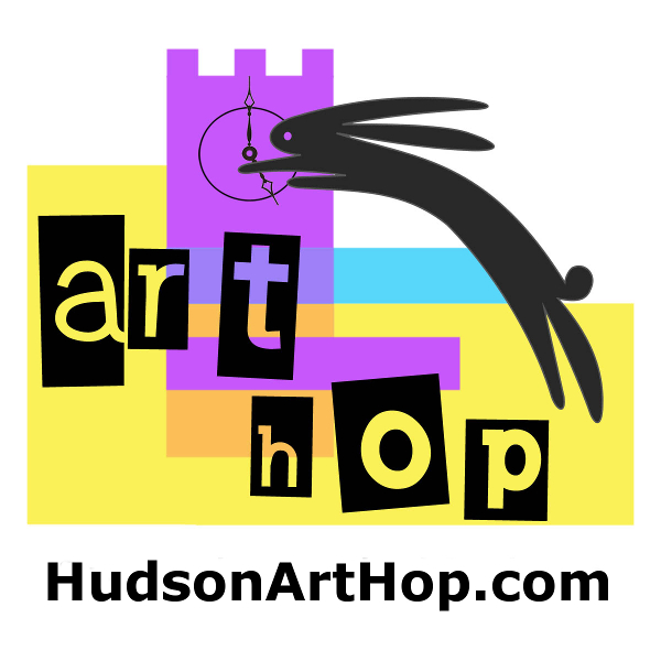 2nd Friday Art Hop in Hudson, OH. THE Hudson Art Walk