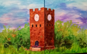 Hudson Clocktower Painting Party for Couples