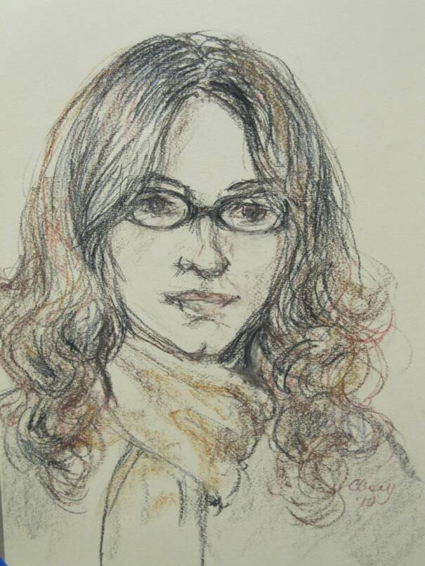 Figure and Portrait Drawing Class, Hudson, Ohio with Shannon Casey at Uncommon Art