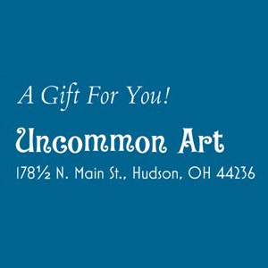 Gift Certificates Uncommon Art Hudson