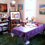 Art Studio of Karen Koch, at Uncommon Art
