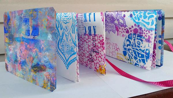 Meander Journal, Handmade Journal