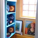 Art On Display at Uncommon Art, Hudson Ohio