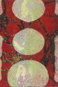 Retro Monoprint, Gelatin print, by Karen Koch