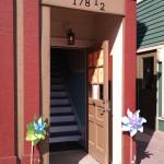 Entryway to Uncommon Art, Hudson Ohio