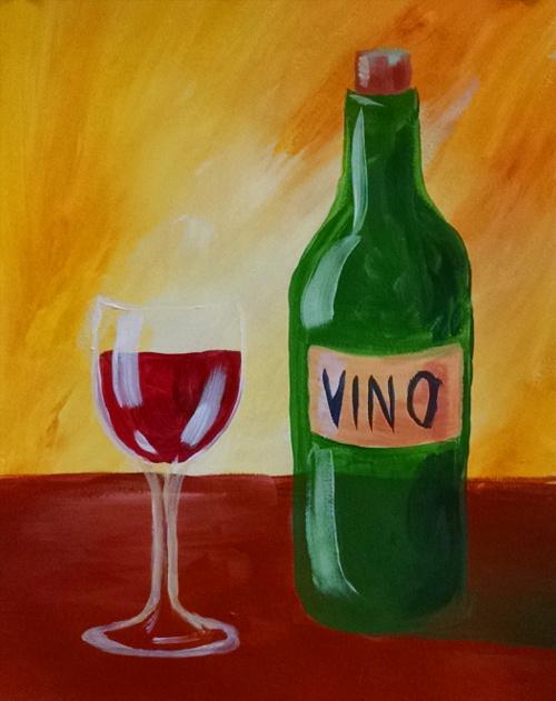 Vino! BYOB Painting Party, Hudson Ohio